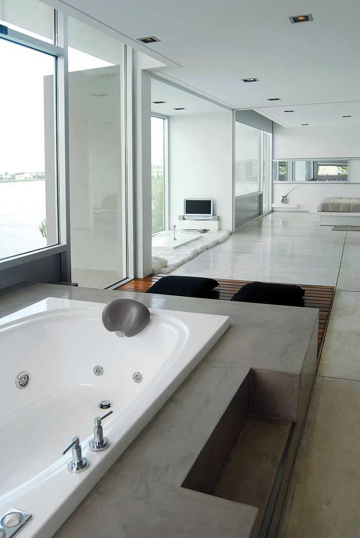 Arquitecto Santiago Cordeyro - Casa Loft en el Agua