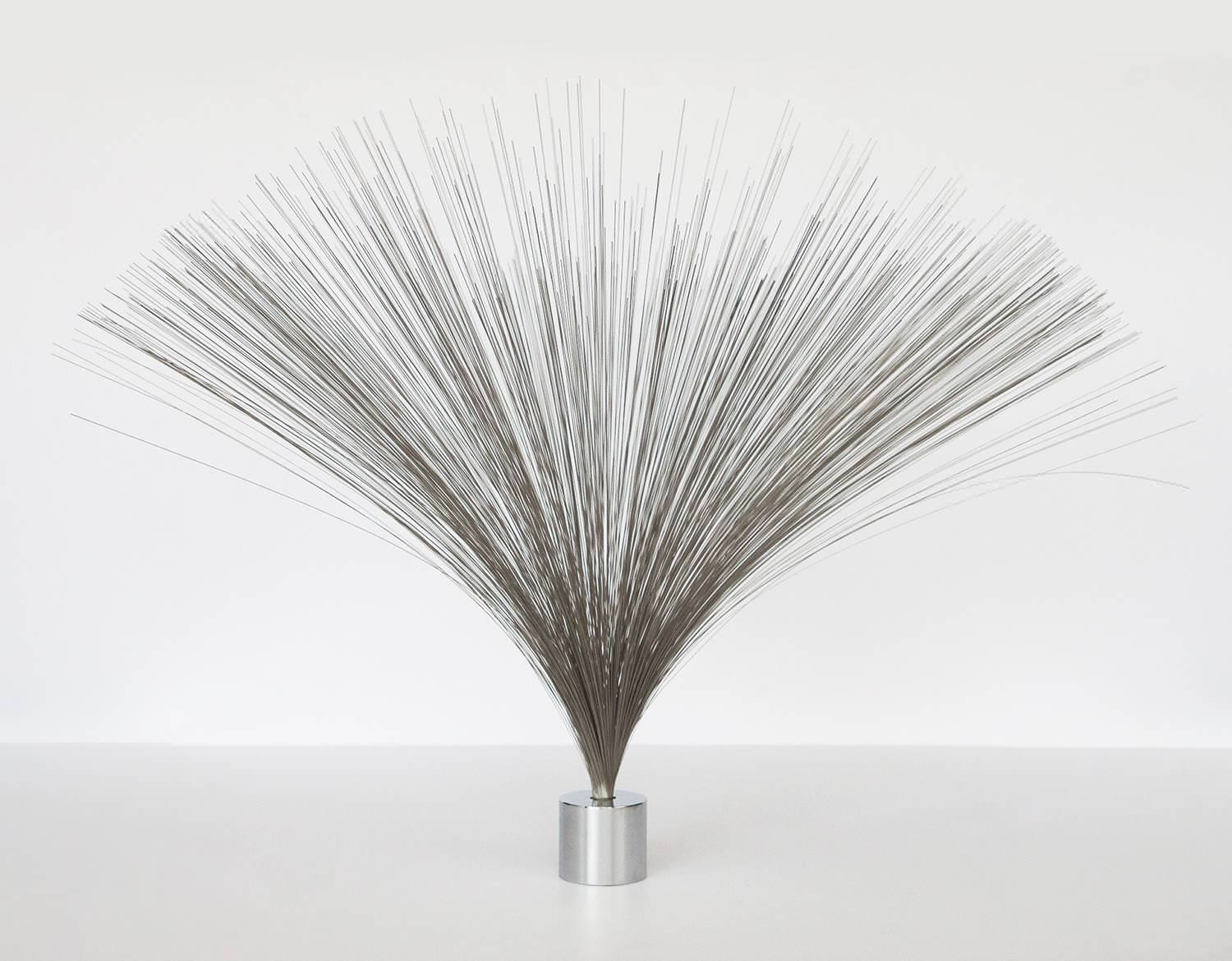 kinetic sculpture bertoia