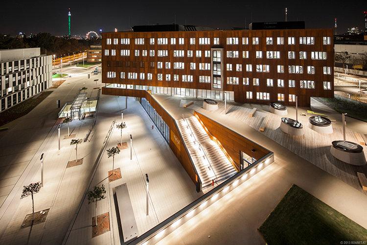 Bus Architektur Campus Wu Viena (2)