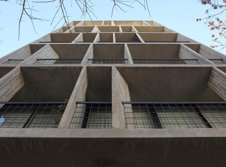 Edificio EEUU / BAK Arquitectos