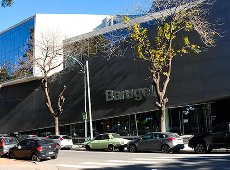 Barugel inaugura su nuevo showroom en la Avenida Alcorta y Ramsay