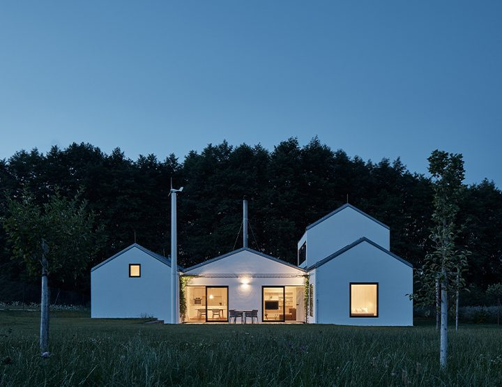 Summer house - Estudio DDAANN